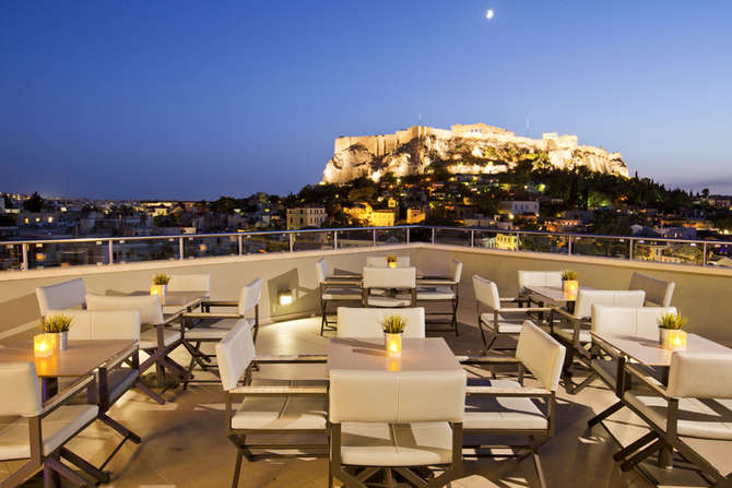 Central Hotel Athens Athene