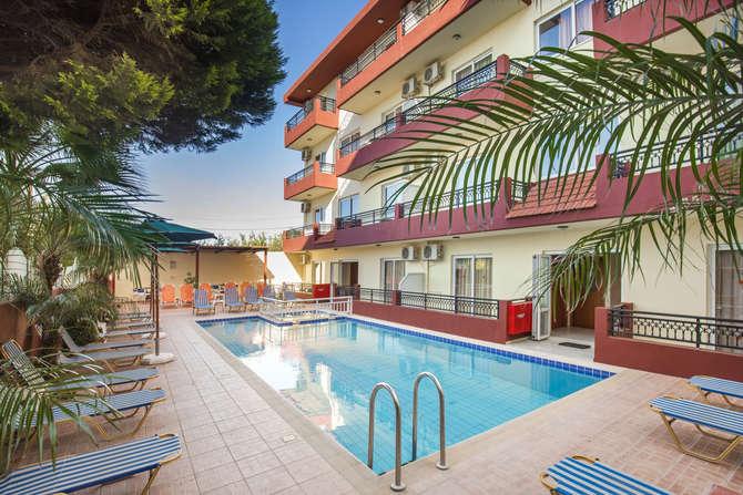 Alea Hotel Trianda (Ialyssos)