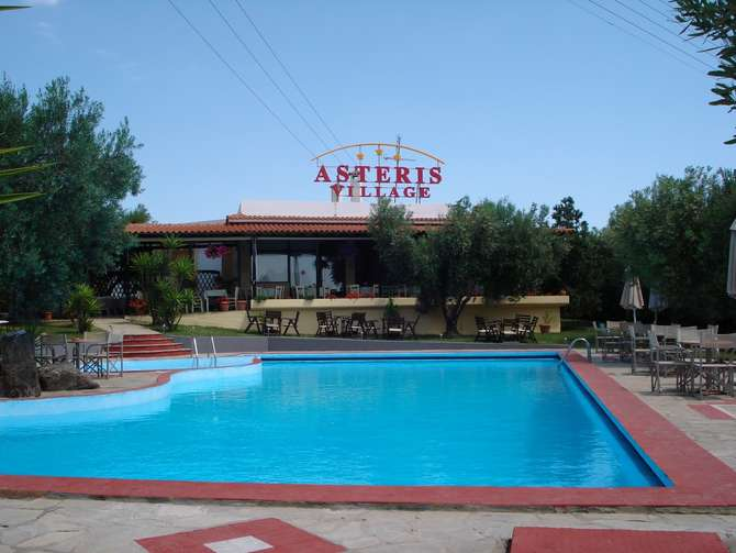 Asteris Village Gerakini