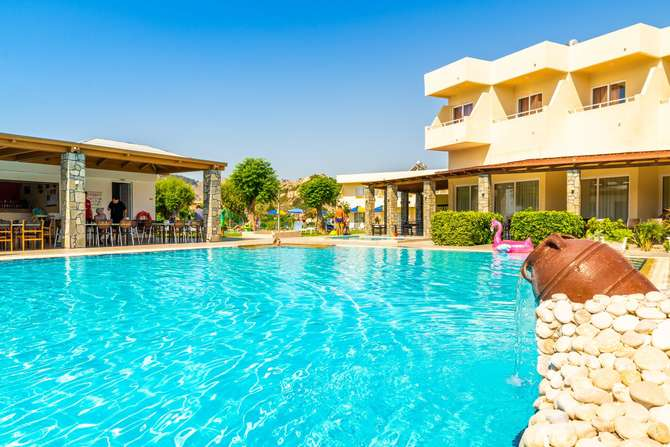 Hotel Relax Kolymbia