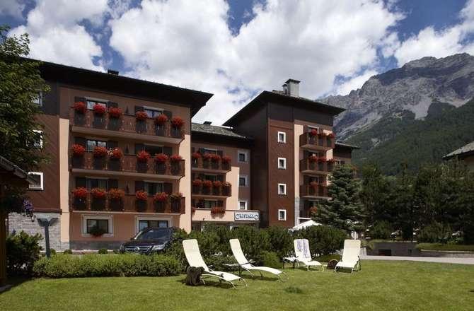 Hotel Cristallo Bormio