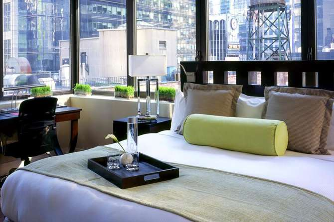 Hotel Mela Times Square New York City