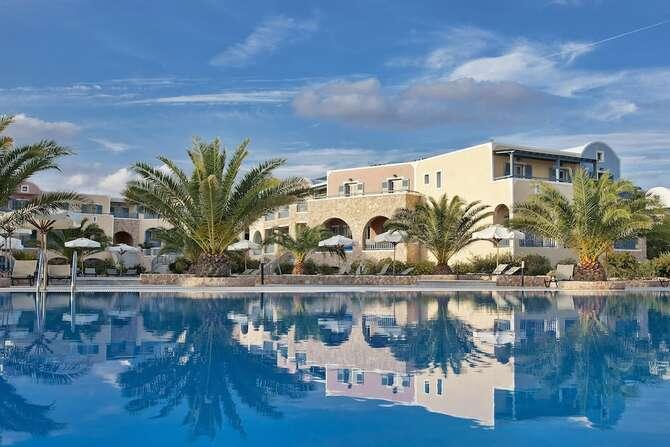 Santo Miramare Resort Perissa