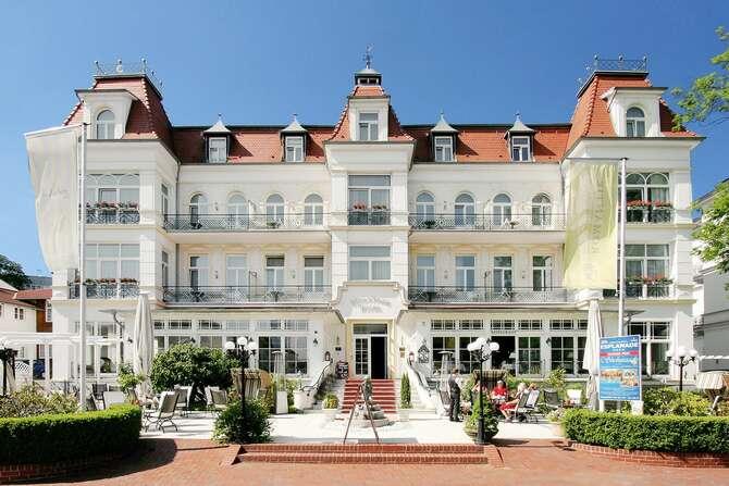 Romantik Hotel Esplanade Heringsdorf