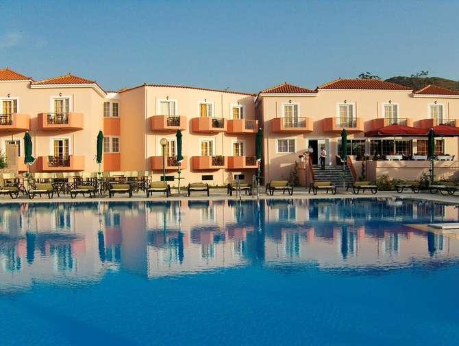 Bella Vista Hotel Molyvos