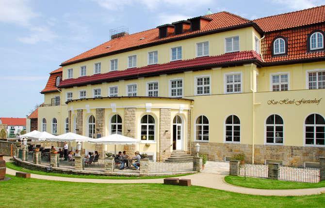 Kur- & Wellnesshotel Fürstenhof Blankenburg