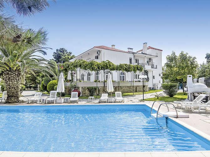 Hotel Artemis Ormos Prinou