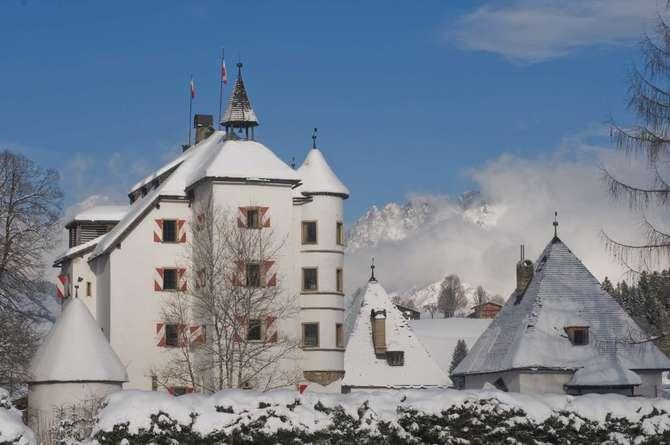 Schloss Munichau Reith bei Kitzbühel