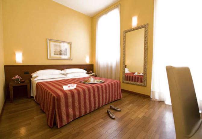 Hotel Fenice Milano Milaan
