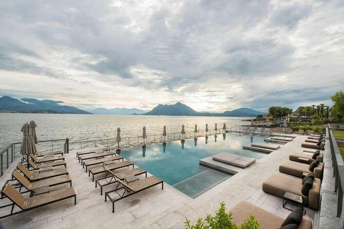 Hotel La Palma Stresa