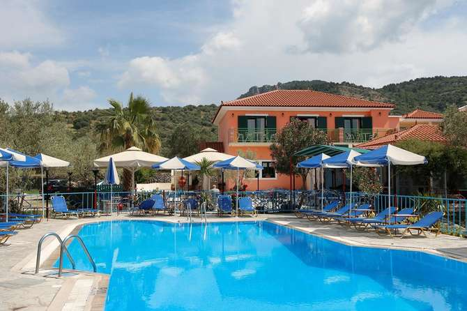 Harris Hotel Anaxos