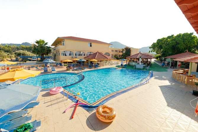 Fantasy Hotel Kolymbia