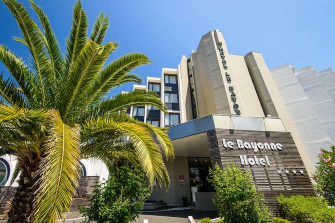 Hotel Le Bayonne Anglet