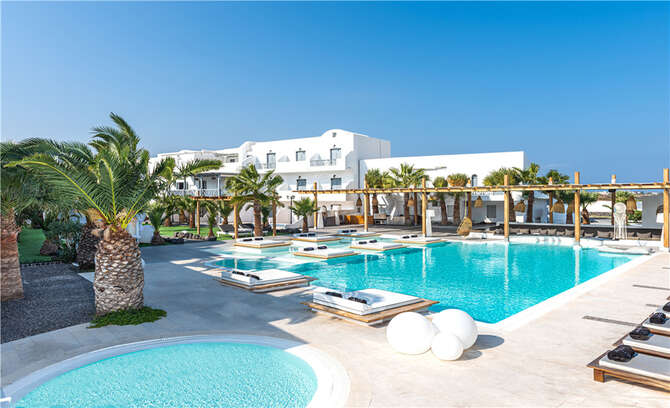 Mediterranean White Resort Agia Paraskevi (Santorini)