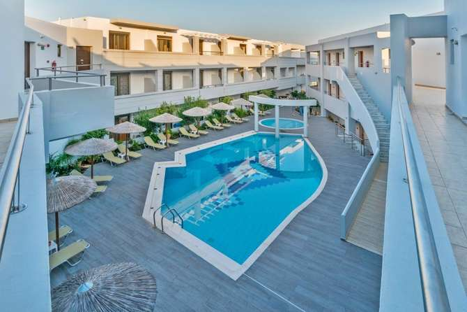 Delfina Art Hotel Georgioupolis