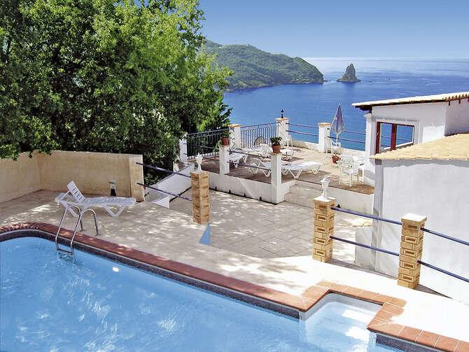 Hotel Belvedere Aghios Gordios Agios Gordios