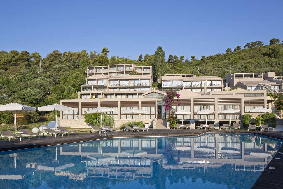 Last minute zonvakantie Griekenland 🏝️Kassandra Bay Resort & Spa