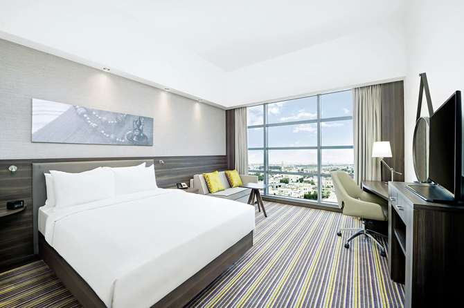 Hampton by Hilton Dubai Airport Hotel Dubai