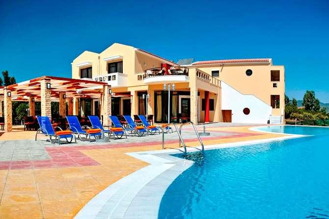 Aeolian Gaea Hotel Skala Kalloni