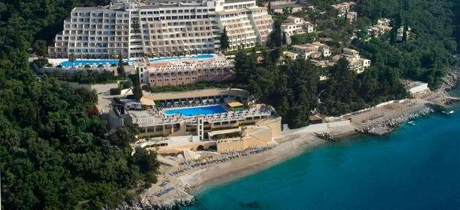 Sunshine Corfu Hotel & Spa Nissaki