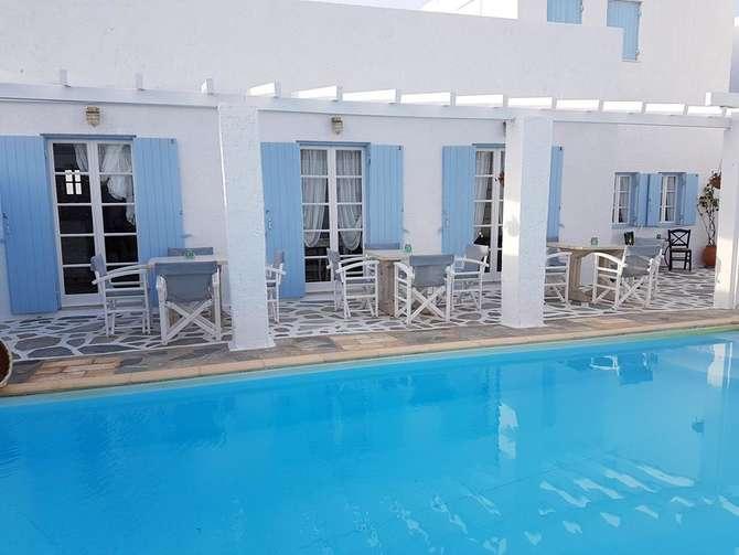 Marinero Hotel & Suites Naoussa