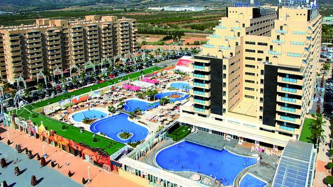 Hotel Gran Duque Oropesa del Mar