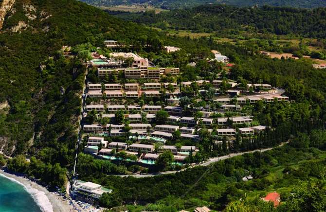Atlantica Grand Mediterraneo Resort and Spa Ermones