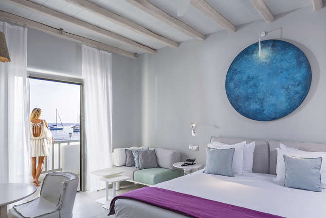 Mykonos Ammos Hotel Ornos