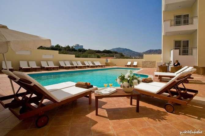 Astron Princess Hotel Karpathos-Stad