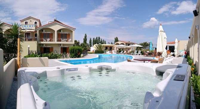 Imerti Resort Hotel Skala Kalloni