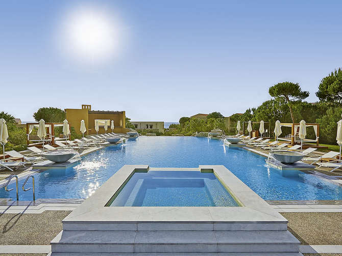 The Westin Resort Costa Navarino Romanos