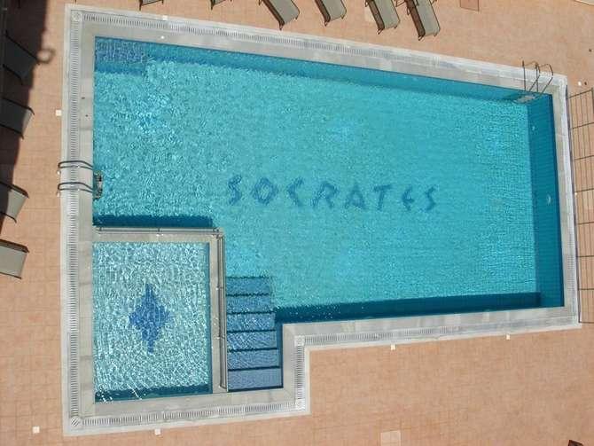 Socrates Appartementen Karpathos-Stad