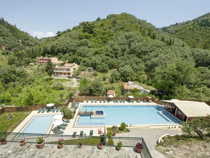 Appartementen Marina Agios Gordios