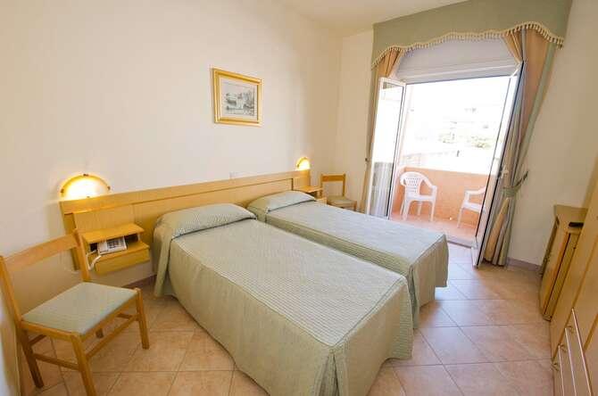 Hotel Il Gabbiano Isola Rossa