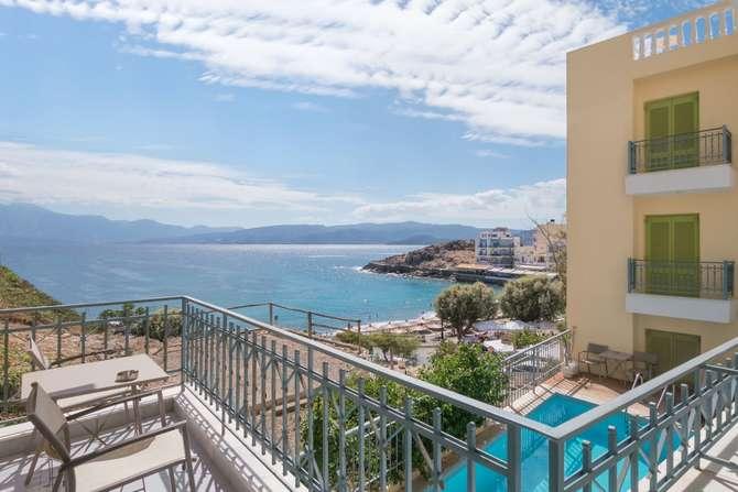 Mare Olympus Appartementen Agios Nikolaos