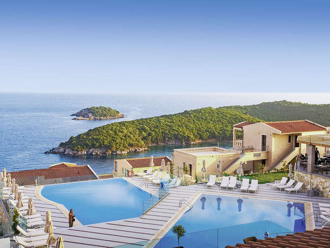 Sivota Diamond Spa Resort Sivota