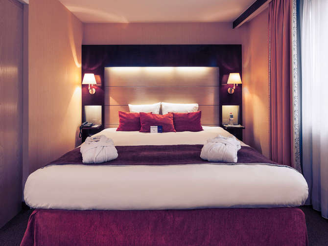 Mercure Budapest Korona Hotel Boedapest