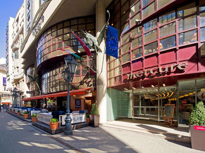 Mercure Budapest City Center Hotel Boedapest