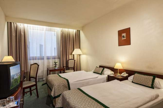 Best Western Hotel Hungaria Boedapest