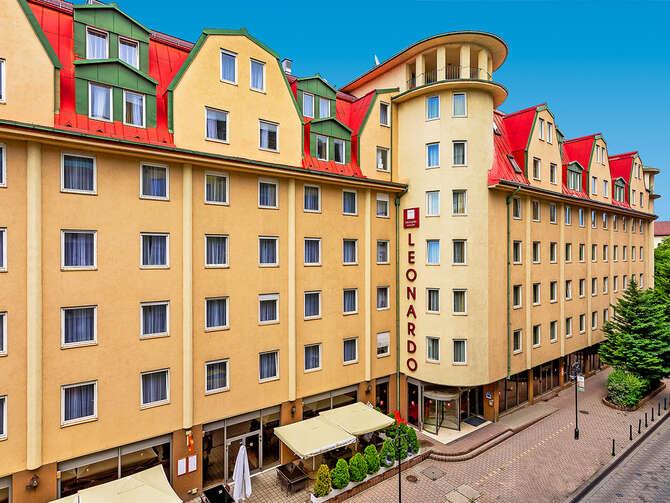 Leonardo Hotel Budapest Boedapest