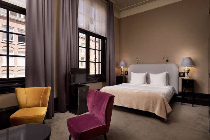 The College Hotel Amsterdam Amsterdam