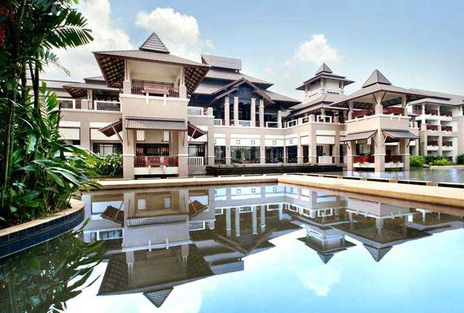 Le Meridien Chiang Rai Resort Chiang Rai