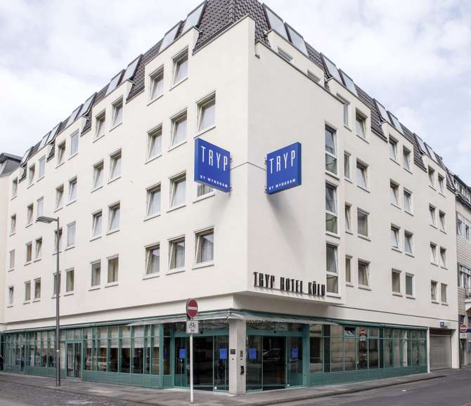 Tryp by Wyndham Köln City Centre Keulen