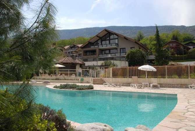 L'Hotel Club Les Chataigniers Saint-Jorioz