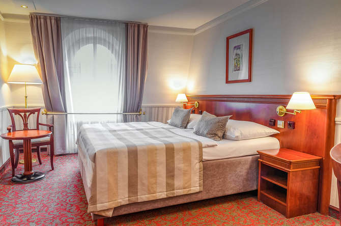 Hotel Adria Praag