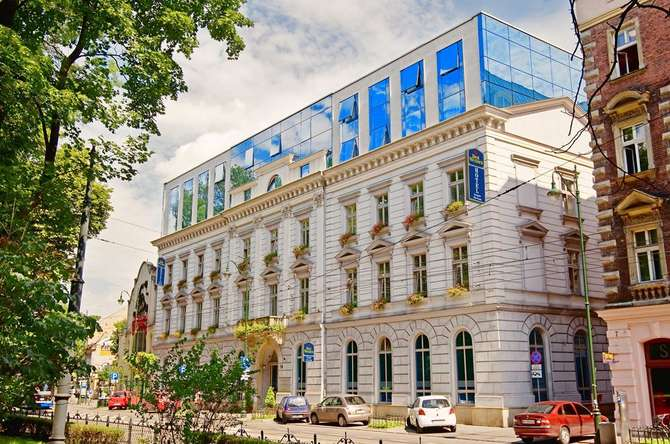 Best Western Plus Krakow Old Town Krakau