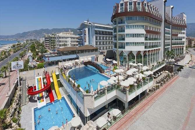 Hotel Asia Beach Alanya