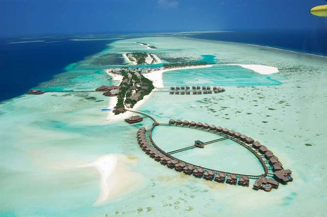 Olhuveli Beach & Spa Resort Olhuveli