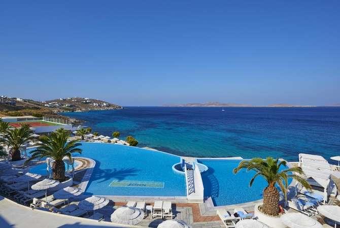 Saint John Mykonos Beach Resort Agios Ioannis Diakoftis