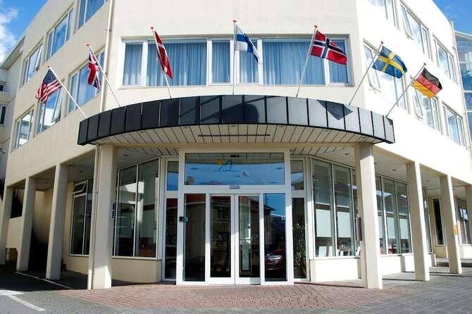 Best Western Reykjavik Hotel Reykjavik